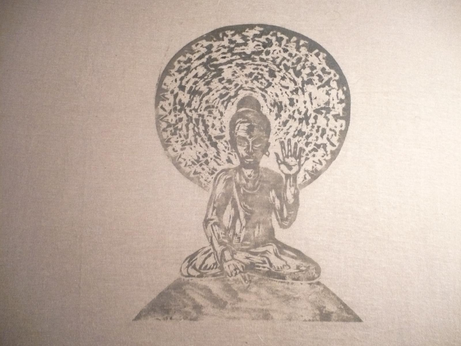 Linoryt Buddha