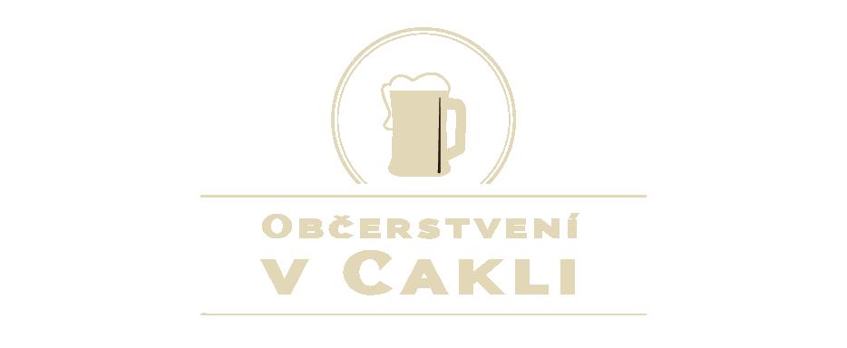Značka/Vývěsky Občerstvení Cakle 2016