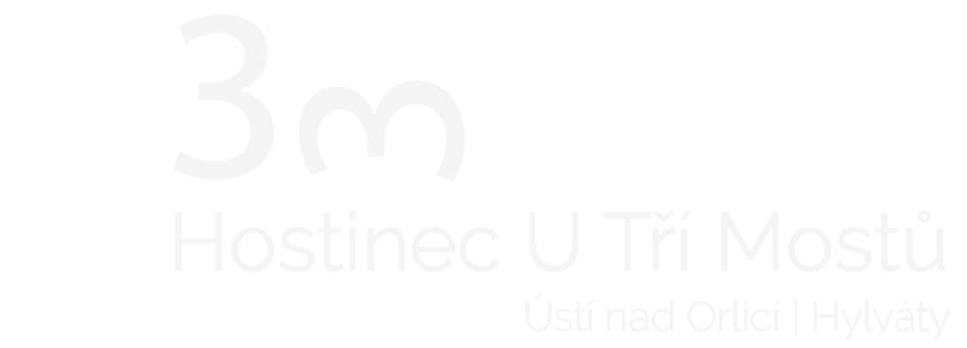 Logo | Hostinec U Tří Mostů