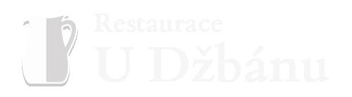 Logo | Restaurace U Džbánu