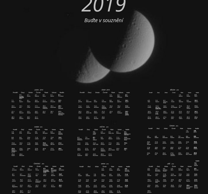 Kalendář | PF 2019