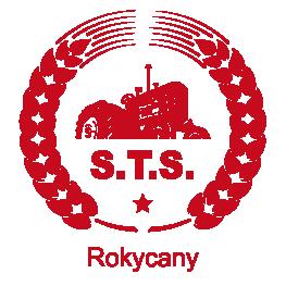 Logo pro 2. STS Rokycany
